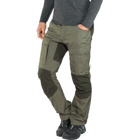 Lundhags Authentic II Pantalon Homme, forest green/dark forest